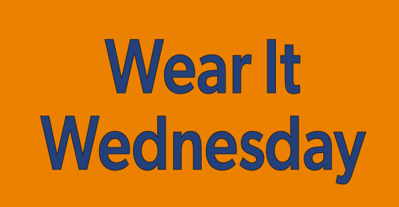 Wear It Wednesday