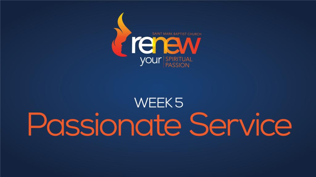 Passionate Service