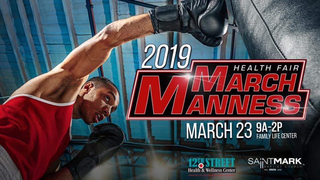 March Manness Health Fair