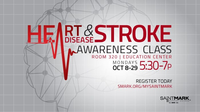 Heart Disease & Stroke Awareness Classes