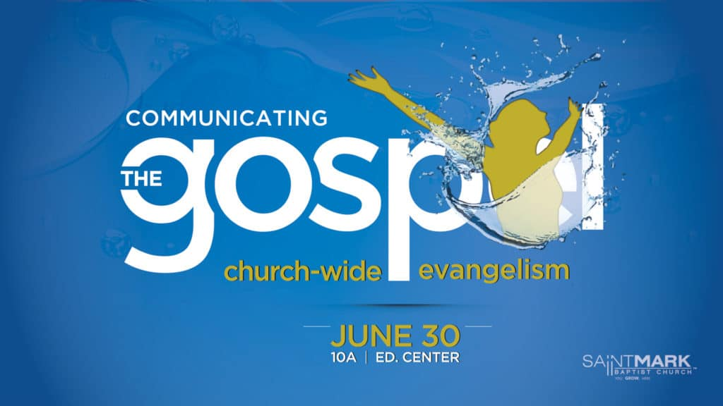 Church-wide Evangelism Outing