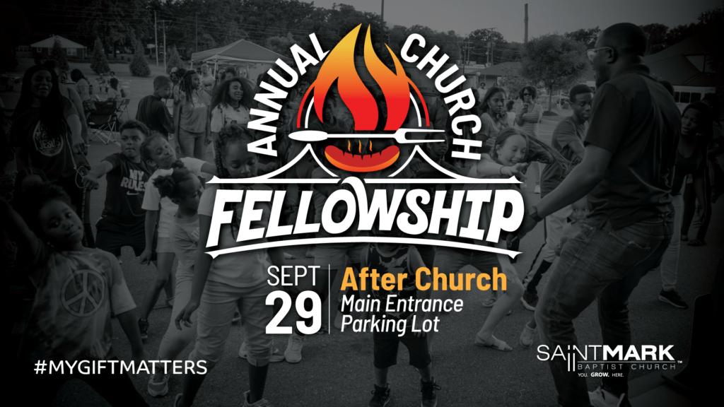 Annual Church Fellowship